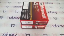 8 Motorcraft SP473 Suppressor Copper Spark Plugs