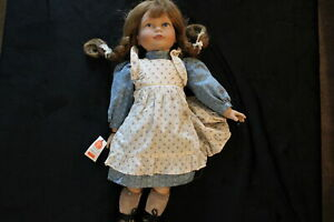 Heidi Ott Doll 20' Switzerland KAO-9A-85 NEW no box or papers