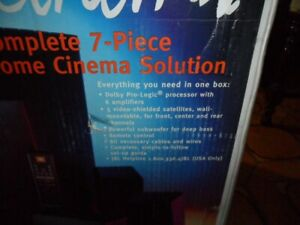 JBL ESC 200 SIMPLY CINEMA HOME THEATRE