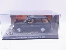LOT 38648 | Range Rover 1:43 James Bond Der Morgen stirbt nie Modellauto Vitrine