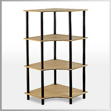 Holzregal Dedal-4w 108x56x56cm 4 Böden Bücherregal Kellerregal Büroregal