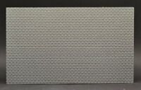 Reality In Scale 1:35 1:48 Wall Section Smooth Regular Cut Stone 30X18cm #WALL08