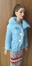 """Ooak outfit - clothes for Tonner Tyler 16"""" sweater -~ grazynaj61 ~"""