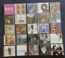 Musik-CD-Sammlung Nr.25 - 163 CD's nur Alben - gut-akzeptabel
