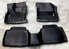 SALE HUSKY WEATHERBEATER FRONT & REAR FLOOR LINERS 2017-18 Fusion & Lincoln MKZ