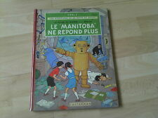 JO ZETTE ET JOCKO LE MANITOBA NE REPOND PLUS B 35