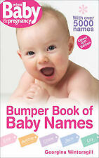 Good, Bumper Book of Baby Names: The Intelligent Approach to Choosing Imaginativ