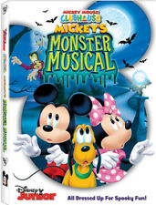 Mickey Mouse Clubhouse: Mickey's Monster Musical [New DVD] Dolby, Dubbed, Subt