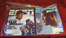 ESPN Monthly Magazines Lot of Six 2015 Issues