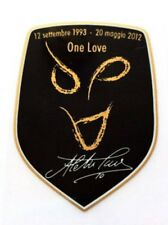 1993-2012 Alessandro Del Piero ONE LOVE Soccer Patch/Badge