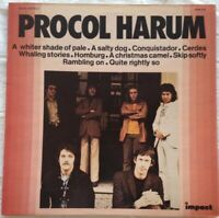 "🛑 Procol Harum ⚠️unplayed⚠️ 12""Vinyl LP-Impact 6886 555-France"