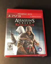 Assassin's Creed Revelations [ Greatest Hits / RED Case ]  (PS3) NEW