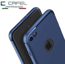 COVER Bumper Custodia Morbida Silicone TPU per iPhone 5-5S; 6-6S: 7