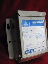 Ge Dry Type Transformer 0.150 Kva 600v - 120/240v Part # 9T51B85
