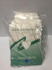 Nurse Mates Medical Compression Hosiery 12 Pack Size E White MODEL 881612