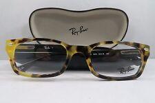Ray-Ban RB 5150 5608 Havana on Black New Authentic Eyeglasses 50mm w/Case