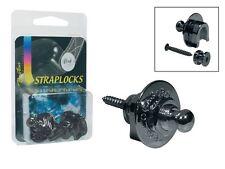 Straplocks Boston  Sicherheits Gurthalterung / black-chrom