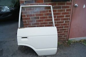 1988 Toyota Land Cruiser FJ60 FJ62 - Rear Right Door Shell White OEM