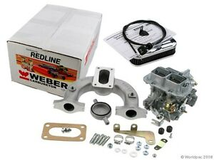 K050 MG MGB 55-80 Weber conversion kit 32-36 DGV Manual Choke with manifold