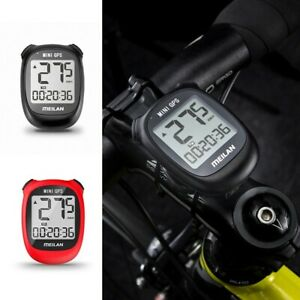 Bike Speedometer Computer GPS MEILAN Odometer Speedometer Waterproof Wireless