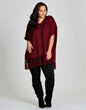 Hand-wash Only Plus Size Knit Tops for Women