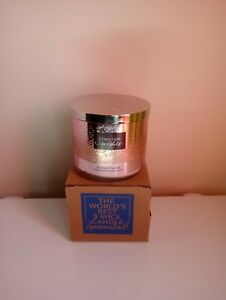 Bath & Body Works A THOUSAND WISHES 3 Wick Scented Candle 14.5 oz NEW
