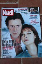 paris match 2674 du 24 aout 2000 auteuil denicourt depardieu mike brant moscou