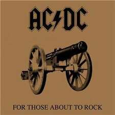 For Those About To Rock (We Salute You) - Ac/Dc CD EPIC