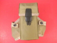 Desert Storm Sand Tan Nylon Ammo Magazine Pouch for .223 or 5.56mm 30 Round Mags