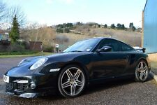Porsche 911 996 to 997 Turbo Conversion Front End Body Kit