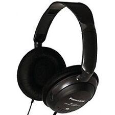 Panasonic RPHT225 Monitor Headphones With In-line Volume Control