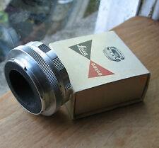 Genuine Leica Leitz Focusing Adaptateur ouago 16467N Visoflex II M