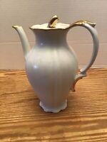 "Vintage Bareuther Waldsassen Bavaria Germany Coffee Pot 8.5"", Excellent Cond"