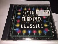 New Sealed Favorite Christmas Classic Cd Various Artist Crosby 1999