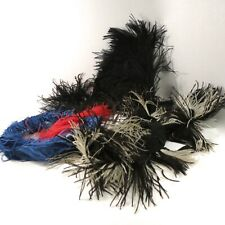 Vintage Antique Flapper Feathers Boa Head Piece etc. Circa 1920s