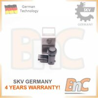 REAR PARK ASSIST SENSOR OEM 9663649877 SKV GERMANY GENUINE HEAVY DUTY
