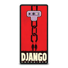 DJANGO UNCHAINED Samsung Galaxy Note 4 5 8 9 10 Plus Case Cover