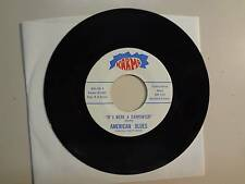 "AMERICAN BLUES:(Pre-ZZ Top)If I Were A Carpenter-All I Saw Was You-U.S. 7"" 1967"