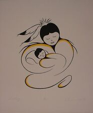 Lullaby by Clemence Wescoupe Limited Edition Print Great Canadian Print Company