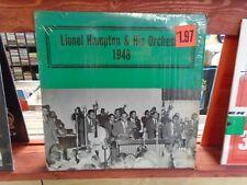 Lionel Hampton & His Orchestra 1948 LP EX [Charles Mingus Benny Bailey]