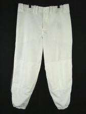 NWOT Womens MIZUNO Baseball Softball Pants White Athletic Gear size XL