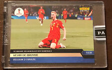 2018 Panini Instant World Cup Black #275 Kevin De Bruyne - Belgium 1/1