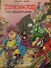 Iznogoud The Relentless: Graphic Novel. Great Condition. Fast Shipping.