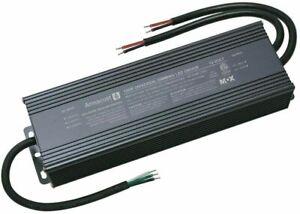 Armacost Lighting 120-Watt Dimming Led Driver 12-Volt Dc Power Supply, Gray