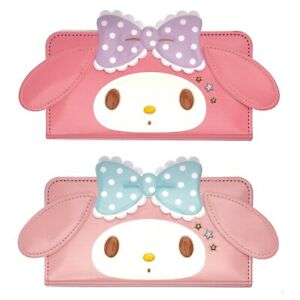 My Melody Face Flip Wallet Cover for iPhone 13 12 11 Pro Max mini XS XR SE Case