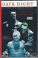 DARK KNIGHT A TRUE BATMAN'S STORY HC Hardcover $22.99srp Paul Dini Vertigo NEW