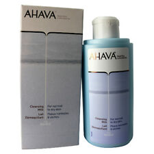 Ahava Cleansing Milk for Women for Normal to Dry Skin 8.5 oz. New in Box