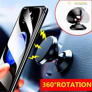 Soporte Sostenedor Magnetico De Telefono Celular Para Carro Auto iPhone Samsung