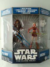 Star Wars Plo Koon & Ahsoka Twinpack OVP NEU