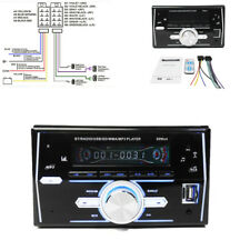 2Din 7 Colors Car Radio Stereo USB SD FM MP3 Bluetooth Autoradio Audio Head Unit